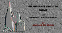 The internet guide to wine
